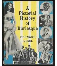 A Pictorial History of Burlesque